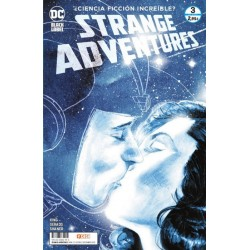 STRANGE ADVENTURES Nº 03 (DE 12)