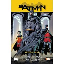 BATMAN Y ROBIN VOL. 05: VUELTA A CASA (BATMAN SAGA)