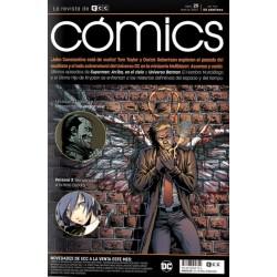 REVISTA ECC COMICS Nº 25