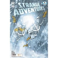 STRANGE ADVENTURES Nº 06 (DE 12)