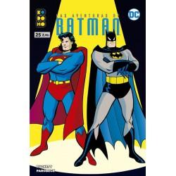LAS AVENTURAS DE BATMAN Nº 25