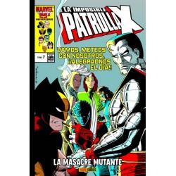 LA IMPOSIBLE PATRULLA-X VOL. 07: LA MASACRE MUTANTE (MARVEL GOLD)