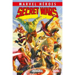 MARVEL HÉROES: SECRET WARS (NUEVA EDICIÓN)