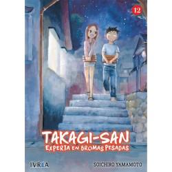 TAKAGI-SAN EXPERTA EN BROMAS PESADAS Nº 12