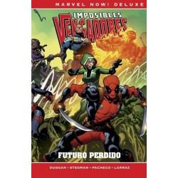 IMPOSIBLES VENGADORES 4: FUTURO PERDIDO (MARVEL NOW! DELUXE)