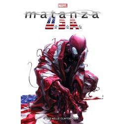 MATANZA USA (100% MARVEL HC)