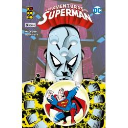 LAS AVENTURAS DE SUPERMAN Nº 03